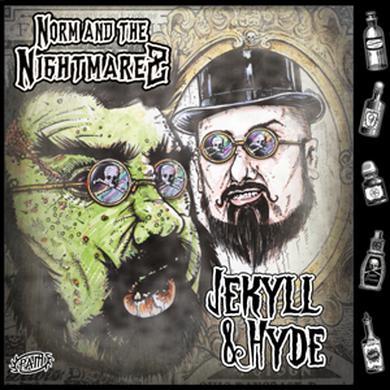 WESTERN STAR Jekyll & Hyde 10-Inch Mini Album (Splatter Vinyl) 10 Inch