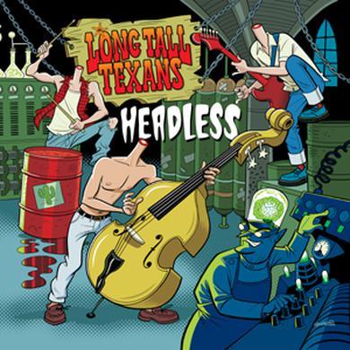 WESTERN STAR Headless 10-Inch Mini Album (Coloured Vinyl) 10 Inch
