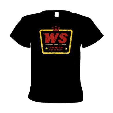 WESTERN STAR WS Premium Rockabilly T-Shirt