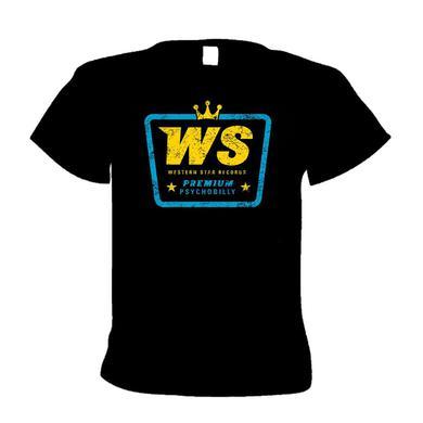 WESTERN STAR WS Premium Psychobilly T-Shirt
