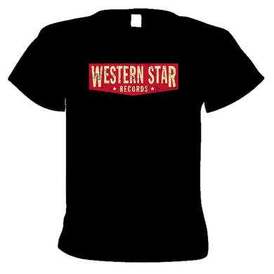 WESTERN STAR Drop Caps Logo T-Shirt