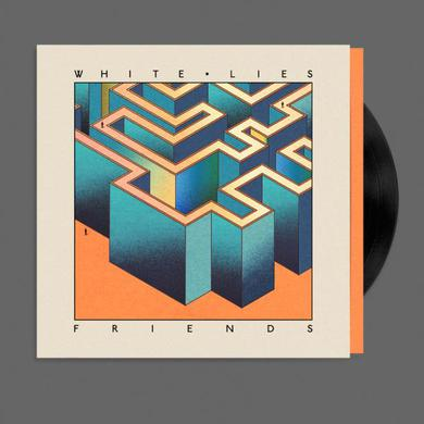 White Lies Friends (Vinyl)  LP