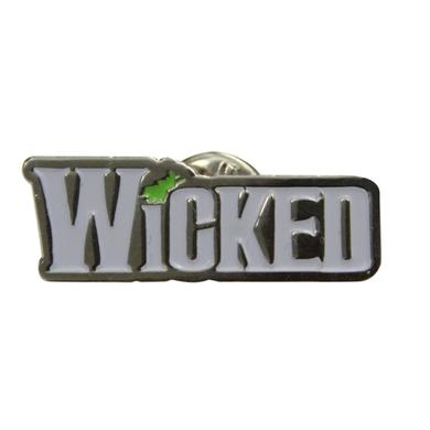 Wicked Logo Lapel Pin