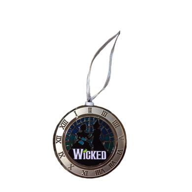 Wicked Gears Disc Ornament