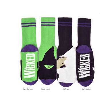 Wicked Organic Witch Socks