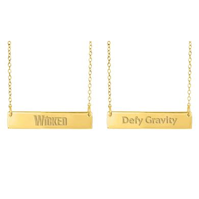 Wicked Defy Gravity Necklace
