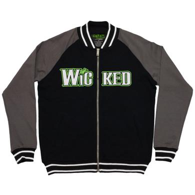 Wicked Organic Clock Track Jacket