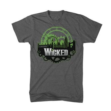 Wicked Organic London Skyline Tee