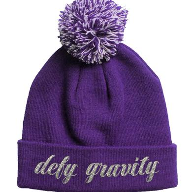 Wicked Defy Gravity Pom Beanie