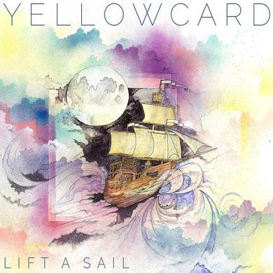 Yellowcard Lift A Sail (Limited Multicoloured Vinyl) LP