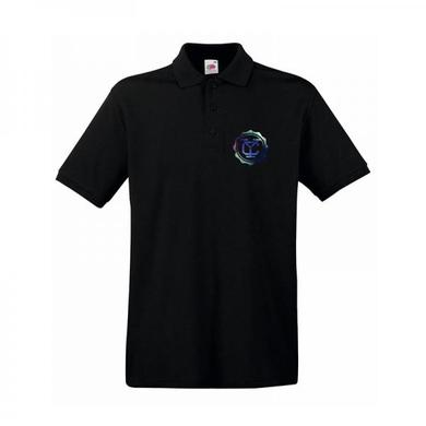 Yellowcard Black Polo Shirt
