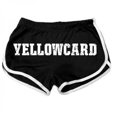 Yellowcard Ladies Shorts