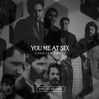 You Me At Six Cavalier Youth Special Edition CD/DVD (Signed) CD/DVD