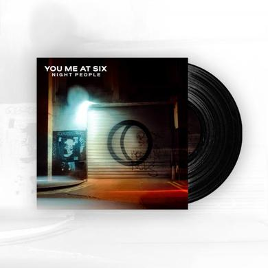 You Me At Six Night People 180g Heavy Gatefold Vinyl LP Heavyweight LP