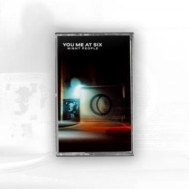 You Me At Six Night People Cassette Cassette
