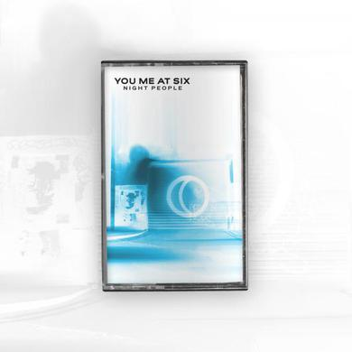 You Me At Six Night People Cassette (Inverted Artwork, Exclusive) Cassette