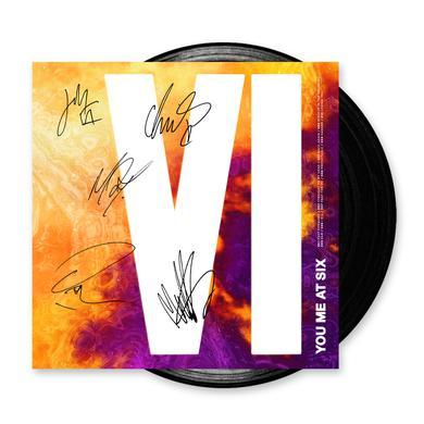 You Me At Six VI Vinyl LP (Signed) LP