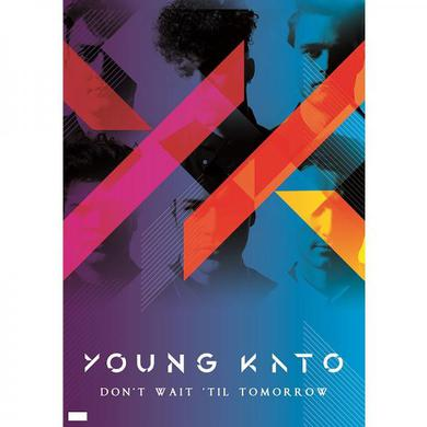 Young Kato Art Poster (Numbered & Signed)