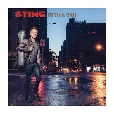 Sting 57th & 9th Deluxe CD