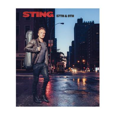 Sting 57th & 9th Deluxe Box Set