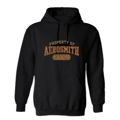 Aerosmith Bling Pullover