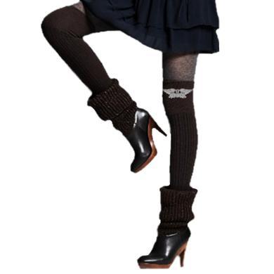 Aerosmith Bold Black Bling Boot Socks