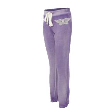 Aerosmith Angel Bling Track Super Soft Pants
