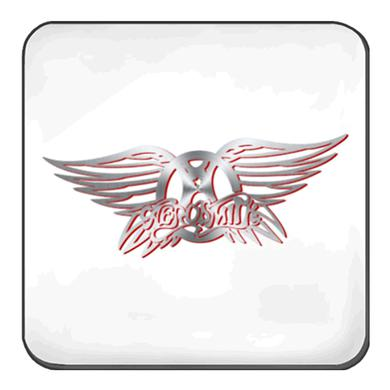Aerosmith Wings Logo Coaster Set