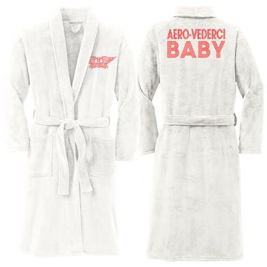 Aerosmith Aero-Vederci Baby Bling Plush Robe
