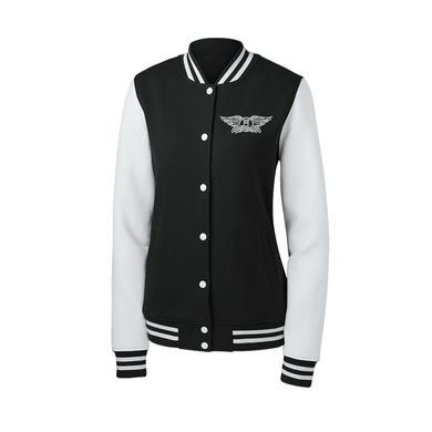Aerosmith Bling Letterman Jacket