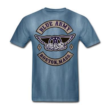 Aerosmith Blue Army