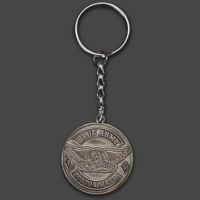 Aerosmith Metal Key Chain