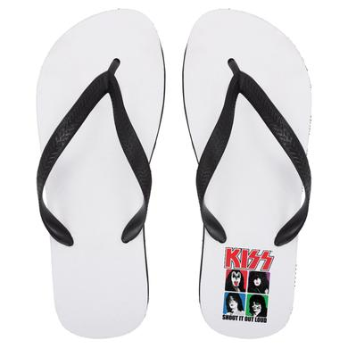 Aerosmith 72030 Flip Flops - Large