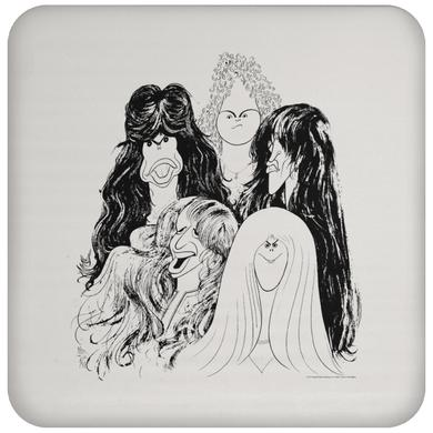 Aerosmith Draw the Line Coaster