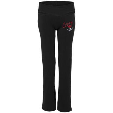 Aerosmith Crazy Yoga Pants