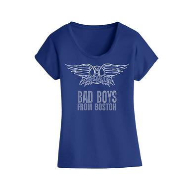 Aerosmith Bad Boys Of Boston Drapey Scoop