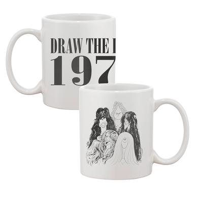 Aerosmith Draw the Line 1977 Mug