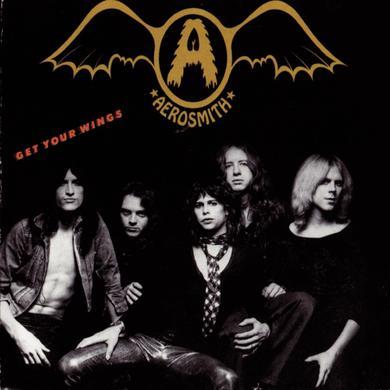 "Aerosmith Get Your Wings 12"" LP (Vinyl)"