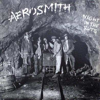 "Aerosmith Night In The Ruts 12"" LP (Vinyl)"