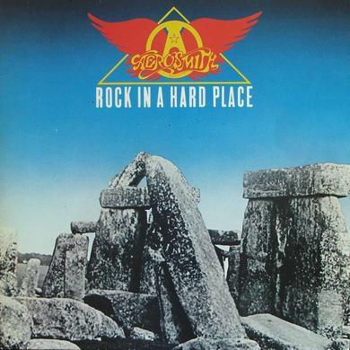 "Aerosmith Rock in a Hard Place 12"" LP (Vinyl)"