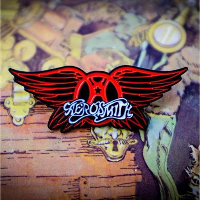 Aerosmith Wings Pin