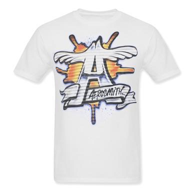 "Aerosmith Graffiti ""A"""