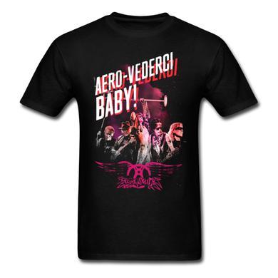 Aerosmith Aero-Vederci Baby!