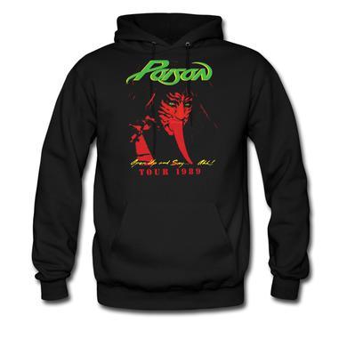 Poison Tour 1989 (hoodie)