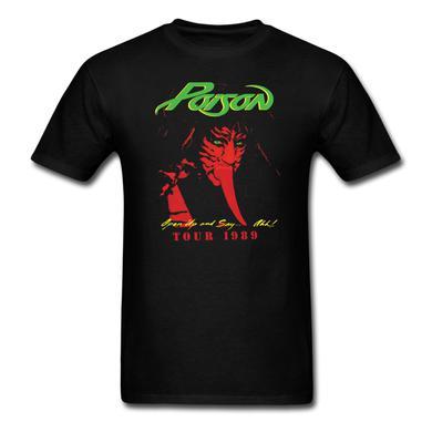 Poison Tour 1989