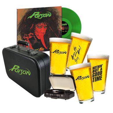Poison Nothin' But A Good Time Limited Edition Bundle
