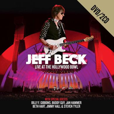 Jeff Beck Live at The Hollywood Bowl - DVD & 2CD