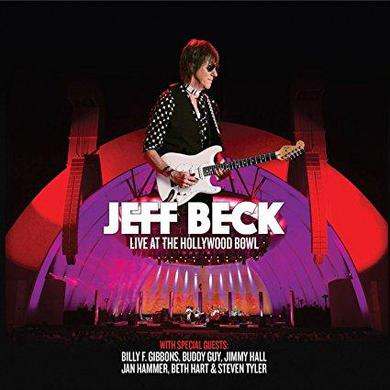 Jeff Beck Live at the Hollywood Bowl - 2 CDs