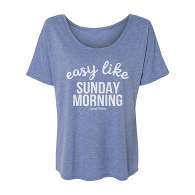 Lionel Richie Sunday Morning (women)