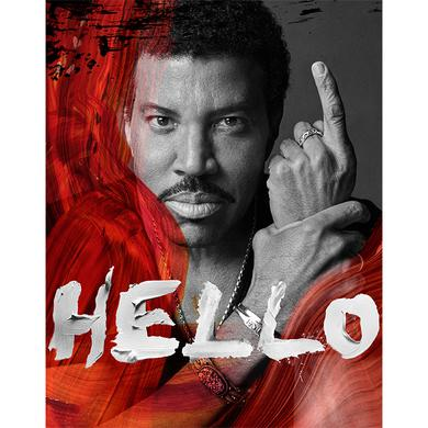 Lionel Richie 2017 Tour Program